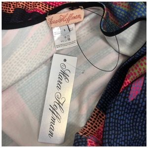 Mara Hoffman Dresses - MARA HOFFMAN PRINTED SWING DRESS S